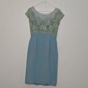 1950s Peggy hunt dress